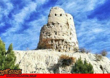 مرمت برجهای تپه تاریخی وداغ در گلشهر