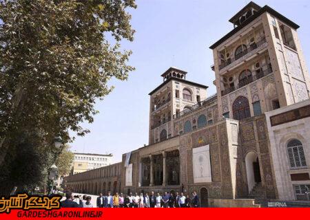 کاخها و موزههای تهران باز شدند